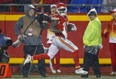NFL Week 2 Tyreek Hill Kansas City Chiefs