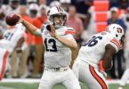 Auburn dismissed quarterback Sean White following an arrest