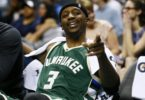 Milwaukee Bucks guard Jason Terry