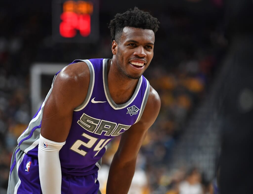 Buddy Hield will be a dynamic scorer for the Kings this season.