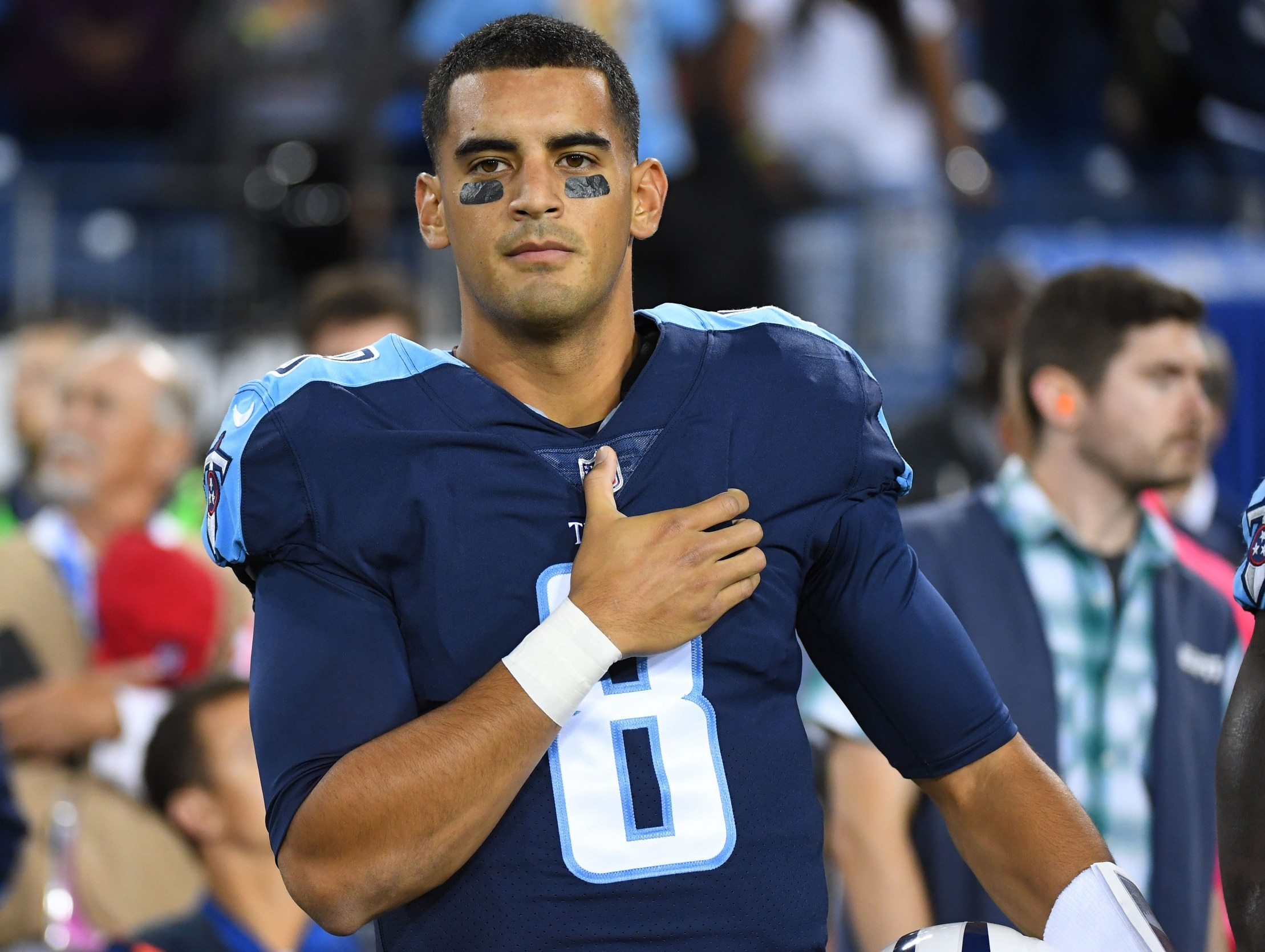Marcus Mariota providing 1K meals per day to students in hometown of Honolulu