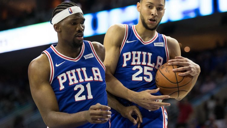 Joel Embiid and Ben Simmons might be the next dynamic duo.