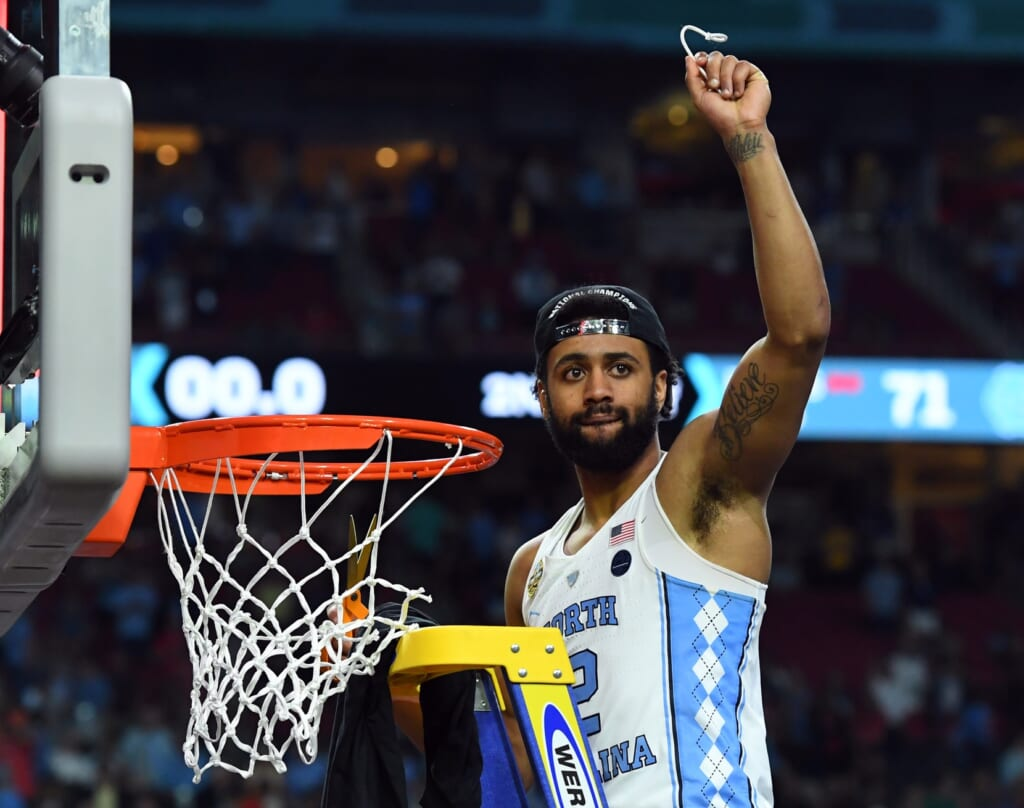 North Carolina guard Joel Berry II