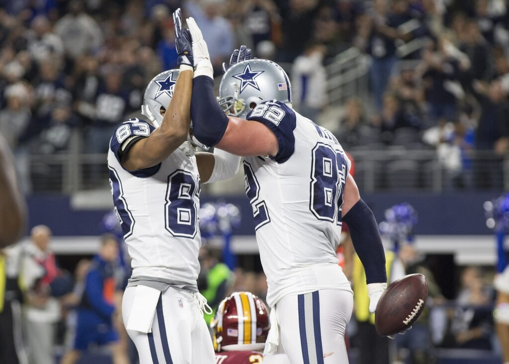 Witten continues to prove to be that consistent target.