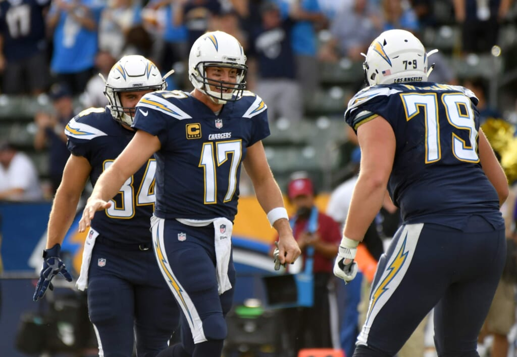 Philip Rivers, MVP candidate?