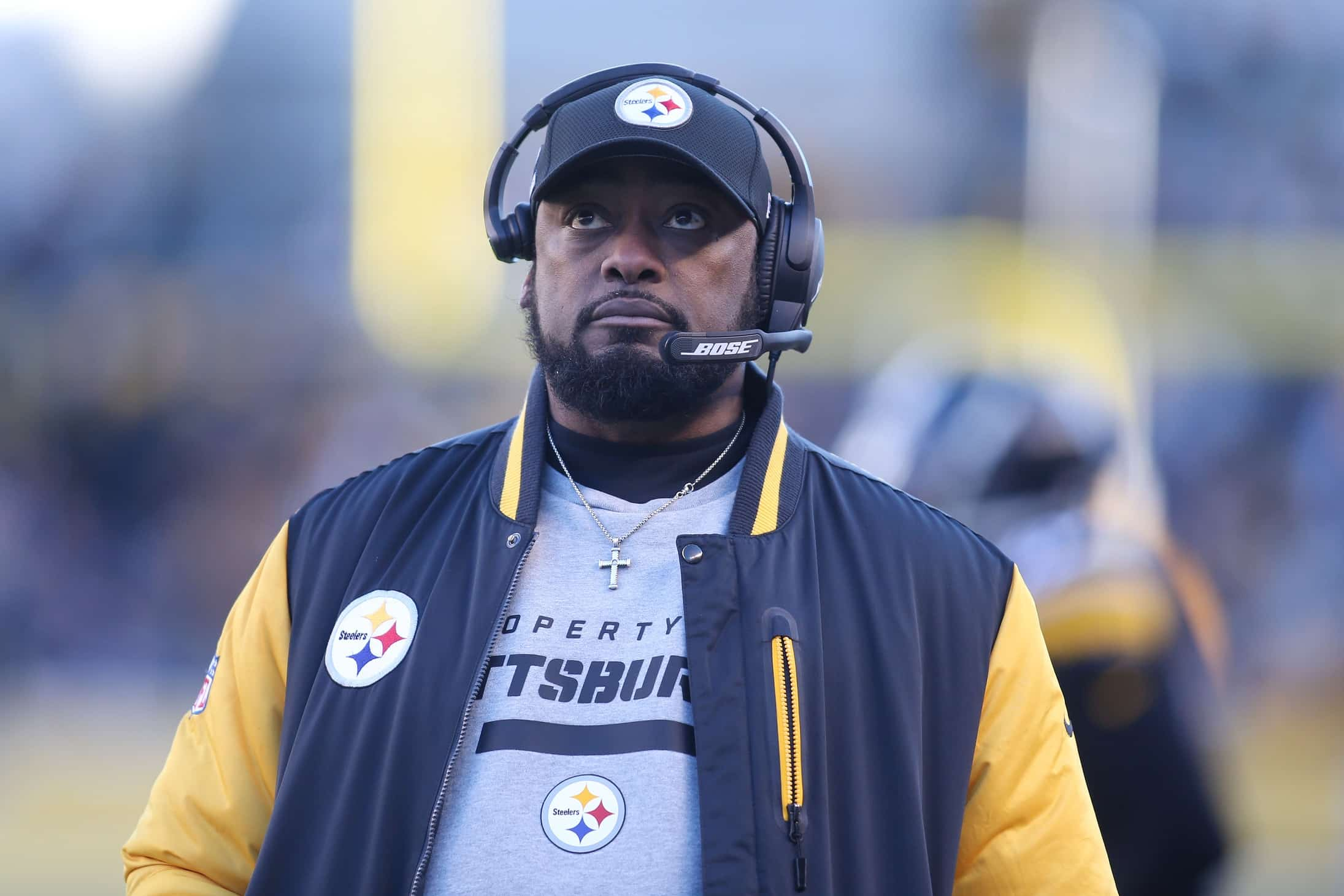 Steelers Mike Tomlin Has No Desire To Talk About Redskins Job