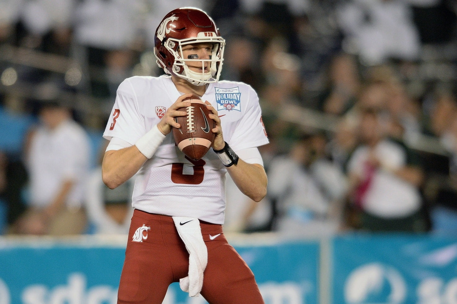 Tyler Hilinski's younger brother shares emotional message on