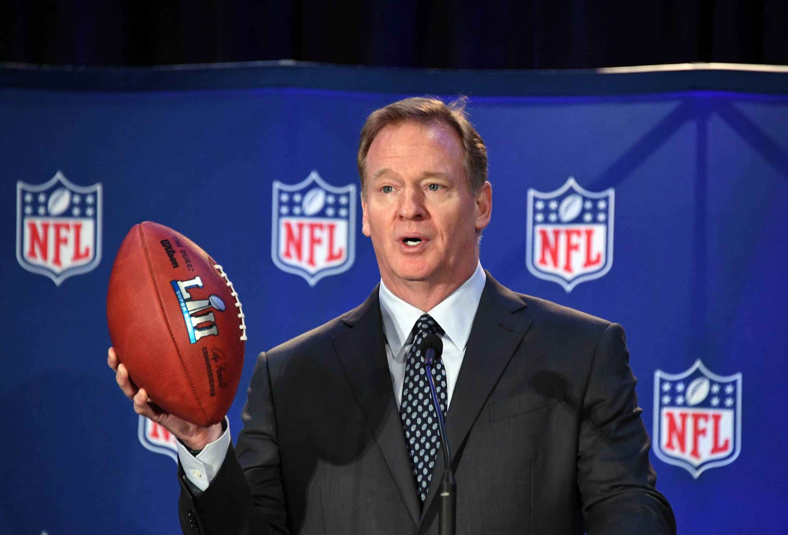 Roger Goodell doesn't have the authority to overturn NFC Championship game result