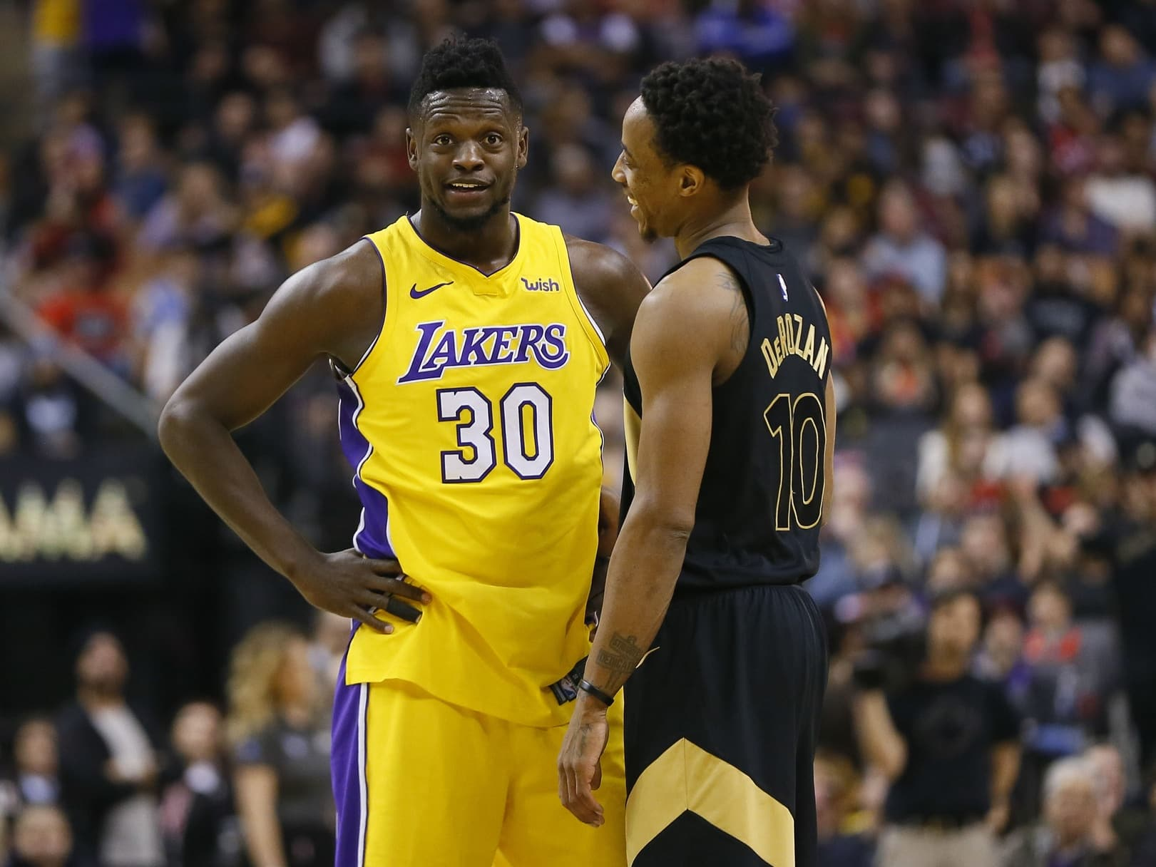 on sale 73565 ab855 Report: Julius Randle 'hopeful' for offer to play with ...