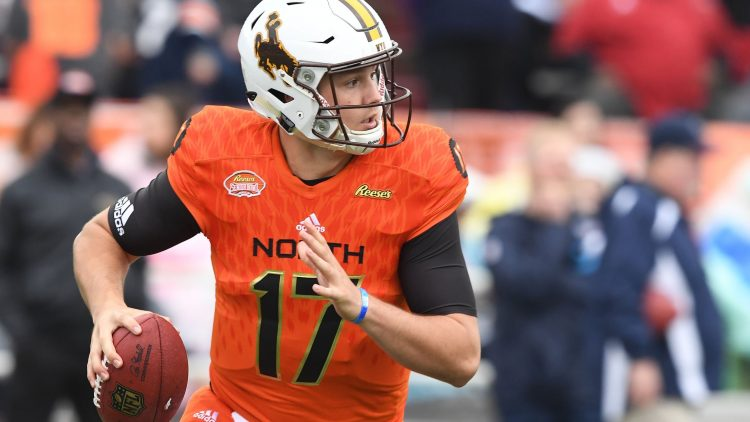Josh Allen is one of the riskiest players in the 2018 NFL draft