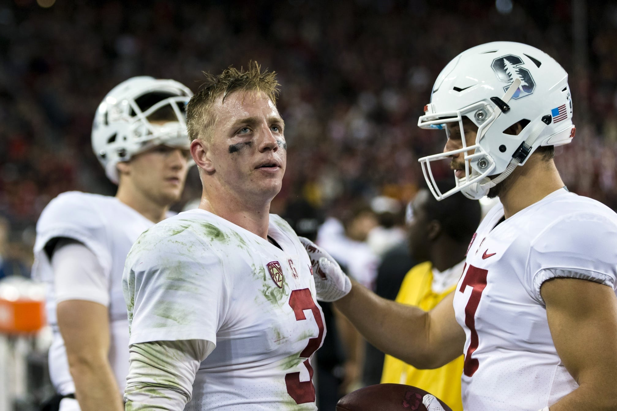 Stanford QB K.J. Costello to miss game against USC