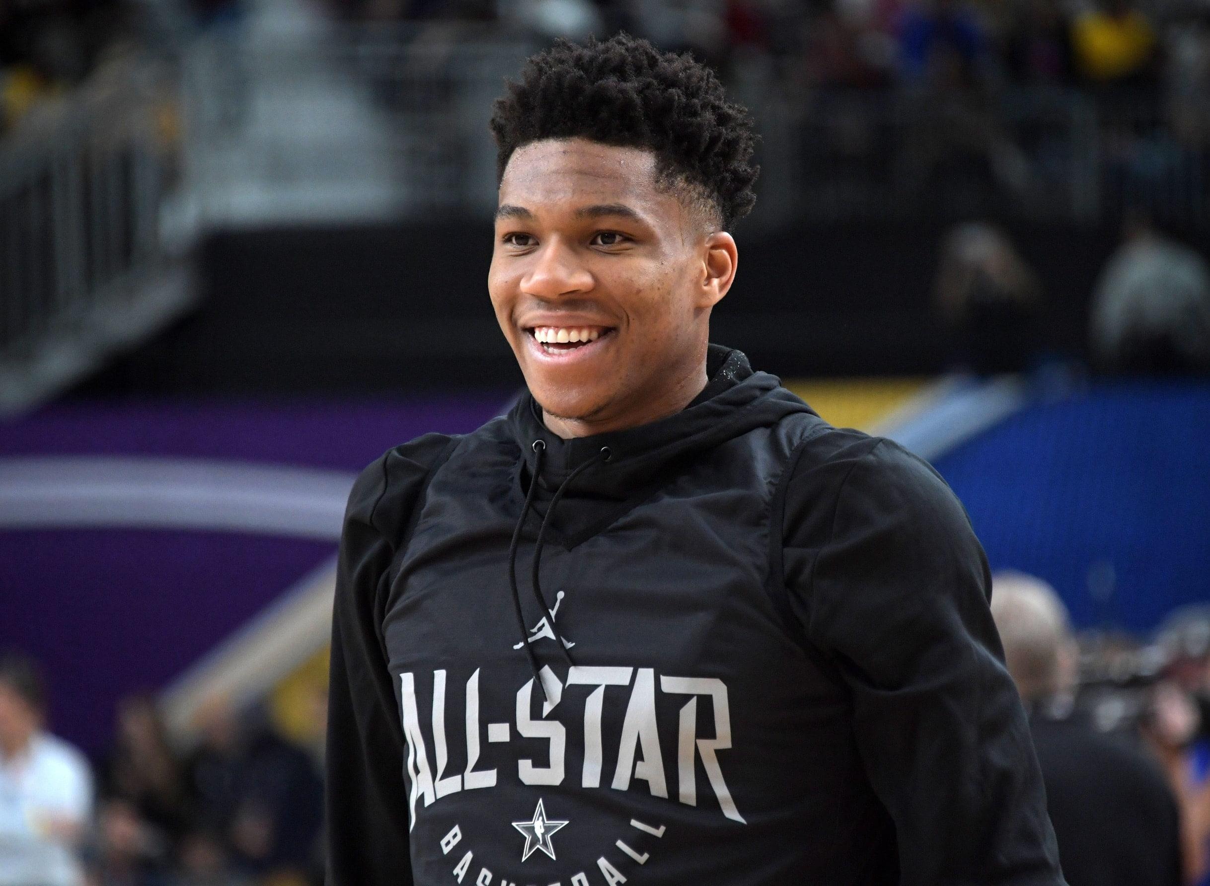 Giannis Antetokounmpo's younger brother to enter 2018 NBA Draft