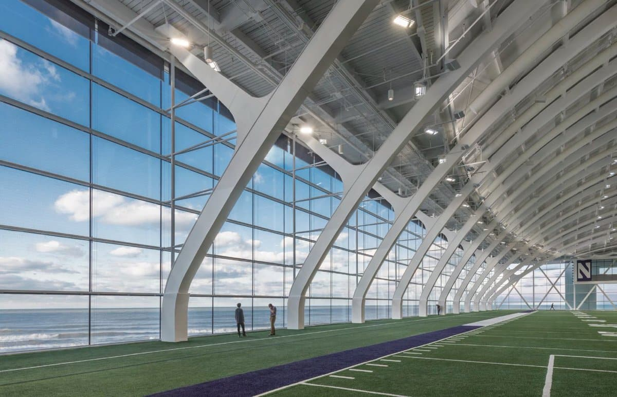 LOOK: Northwestern's new athletic facility is amazing