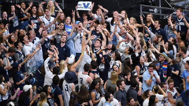 Crisco is being used to deter Villanova fans ahead of the championship game