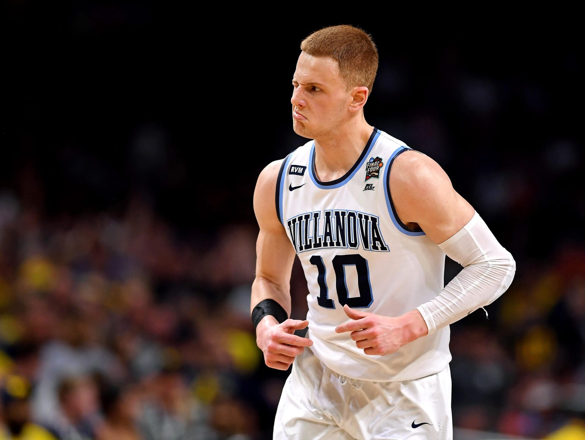 Donte Divincenzo Joins Glen Rice With Historic Title Game