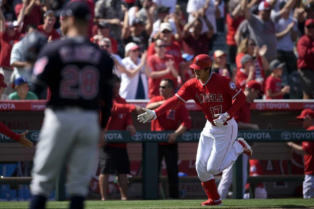 Shohei Ohtani is a MLB star