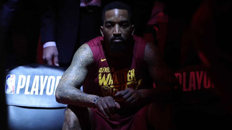 J.R. Smith Lakers