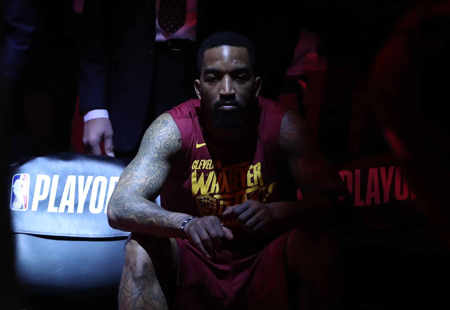 Cleveland Cavaliers waive JR Smith, Los Angeles Lakers reportedly an 'unlikely' destination