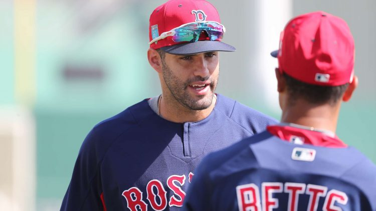 J.D.Martinez and Mookie Betts lead one of the most explosive offenses in MLB