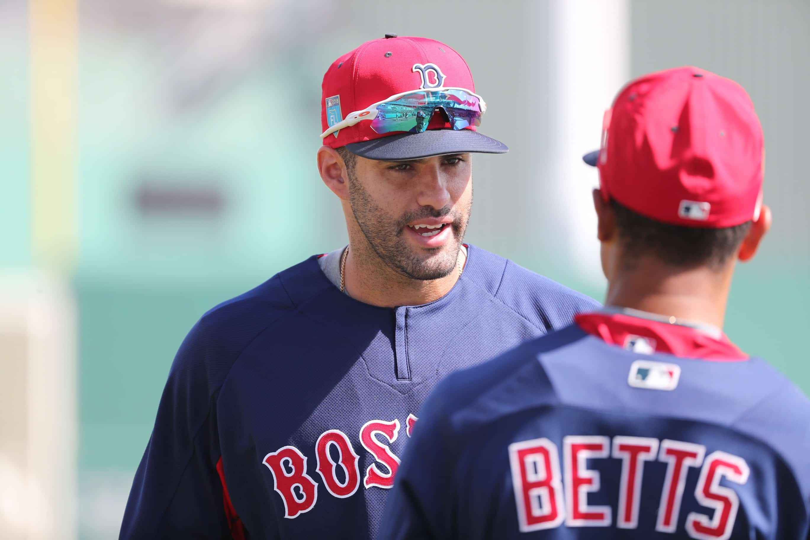 599a534c308965 J.D.Martinez and Mookie Betts lead one of the most explosive offenses in MLB