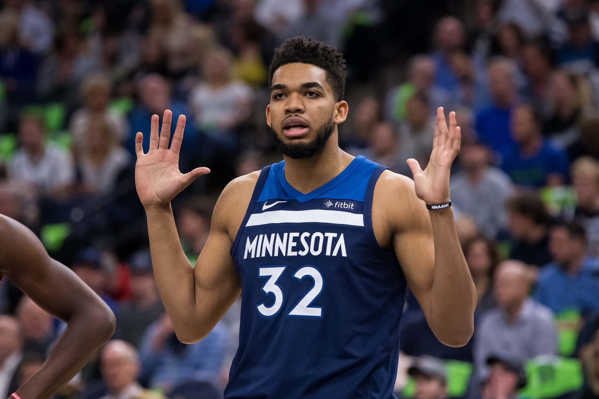 karl anthony towns - photo #10