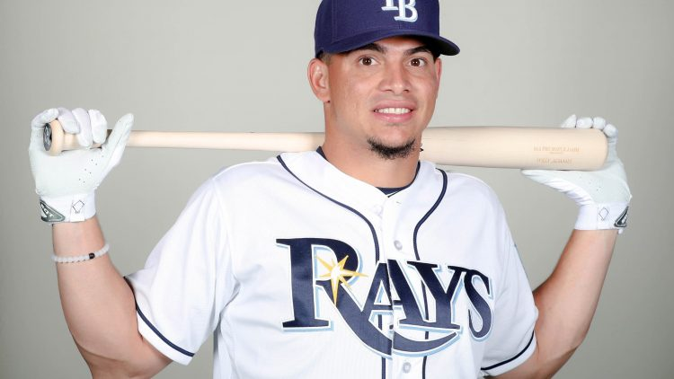 The Rays promoted shortstop Willy Adames