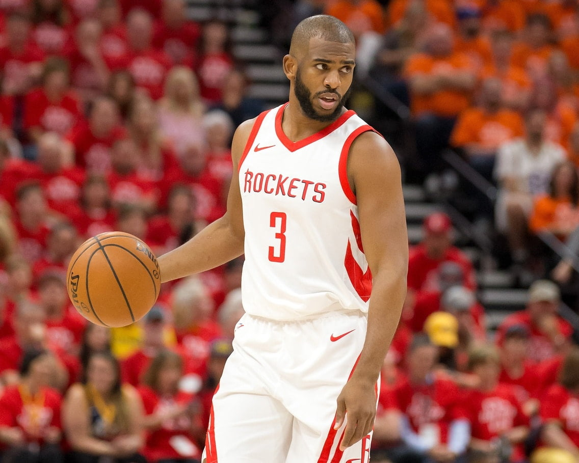 bcf7c66794e Chris Paul and other NBA free agents could face some nightmare scenarios