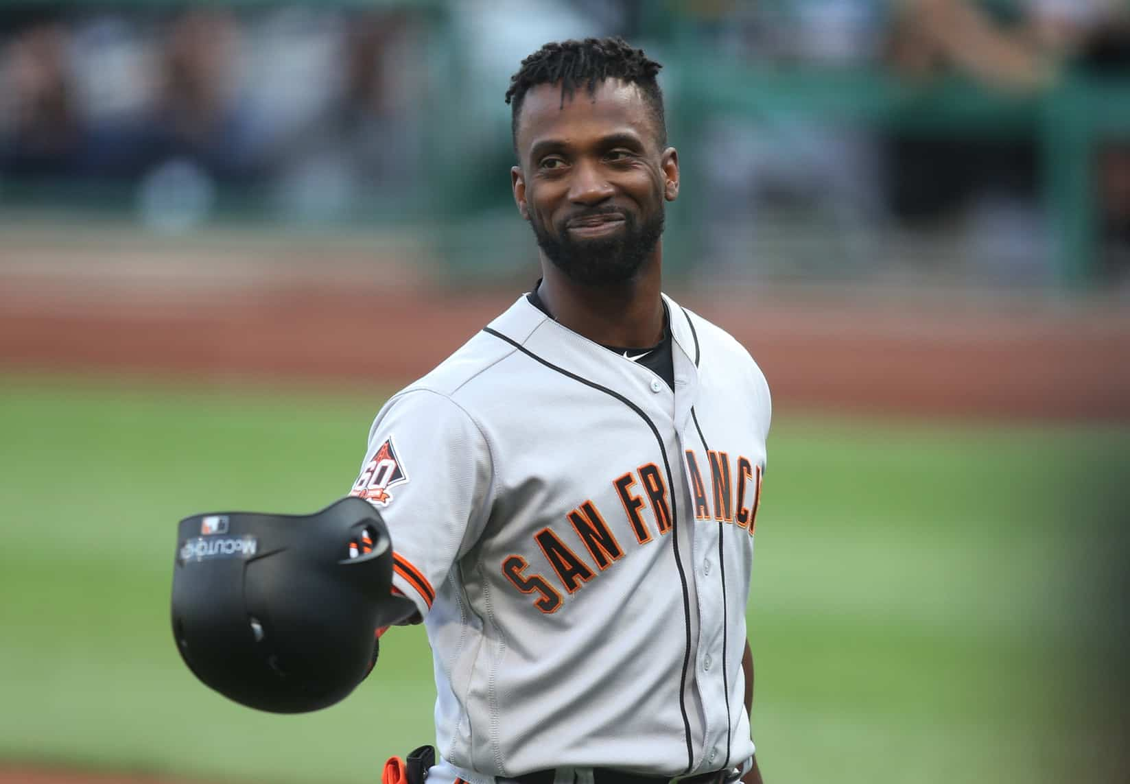 finest selection fa6ca 4b14a Andrew McCutchen reportedly traded to Yankees