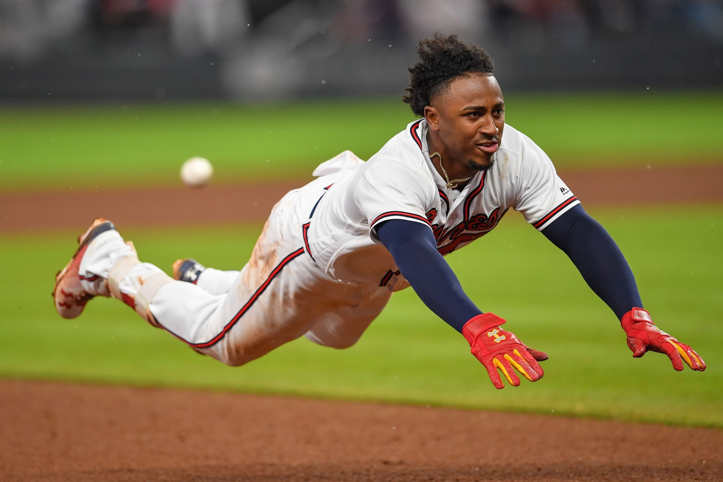 Braves Sign Ozzie Albies to Seven Year Extension For $35 Million