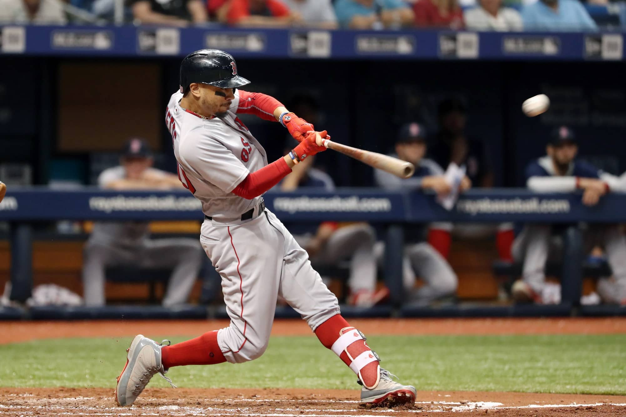 Mookie Betts is one of the MLB hitters pitchers don't want to face