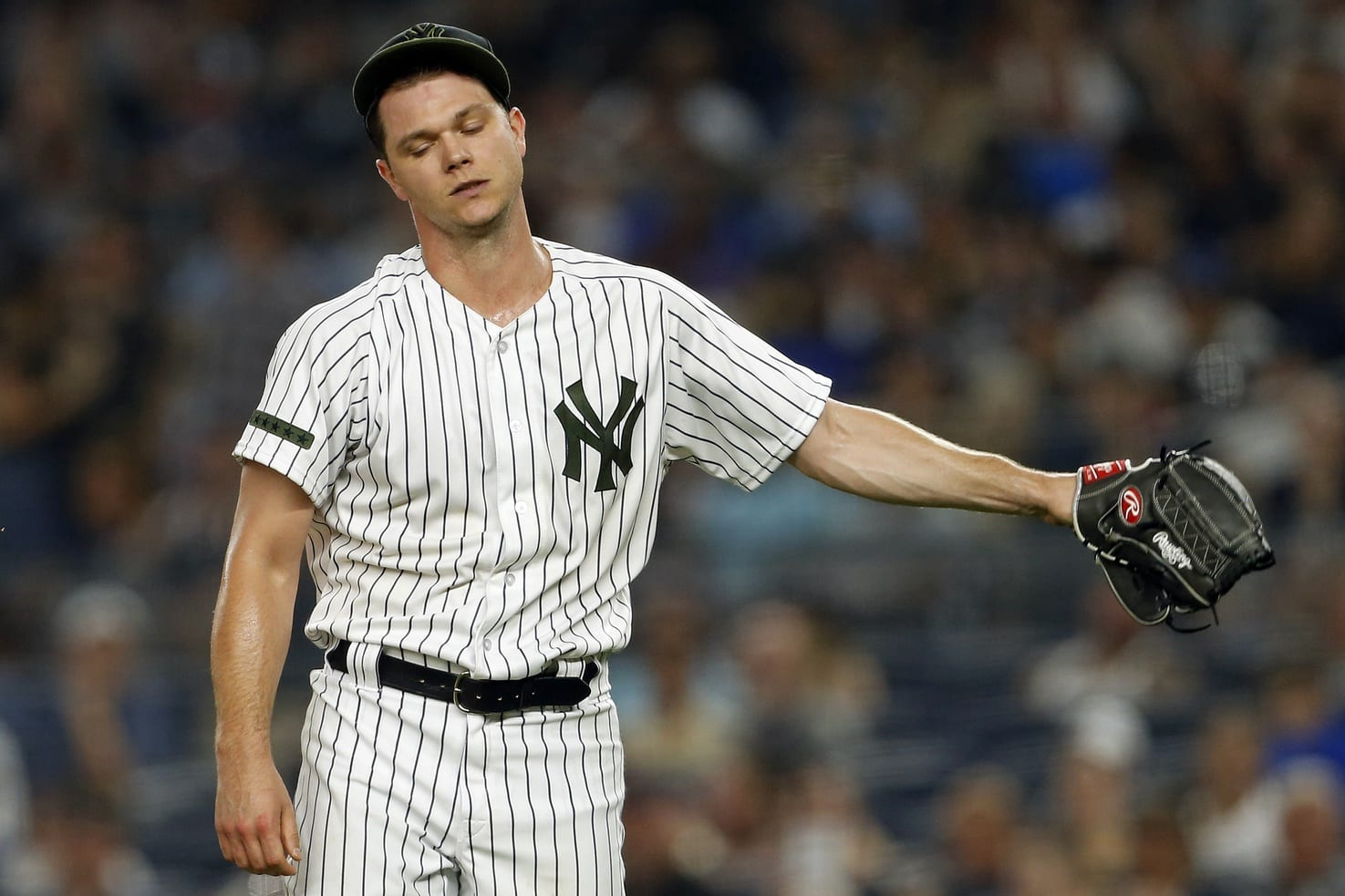 74b25d8f61967 Yankees reportedly looking to trade Sonny Gray