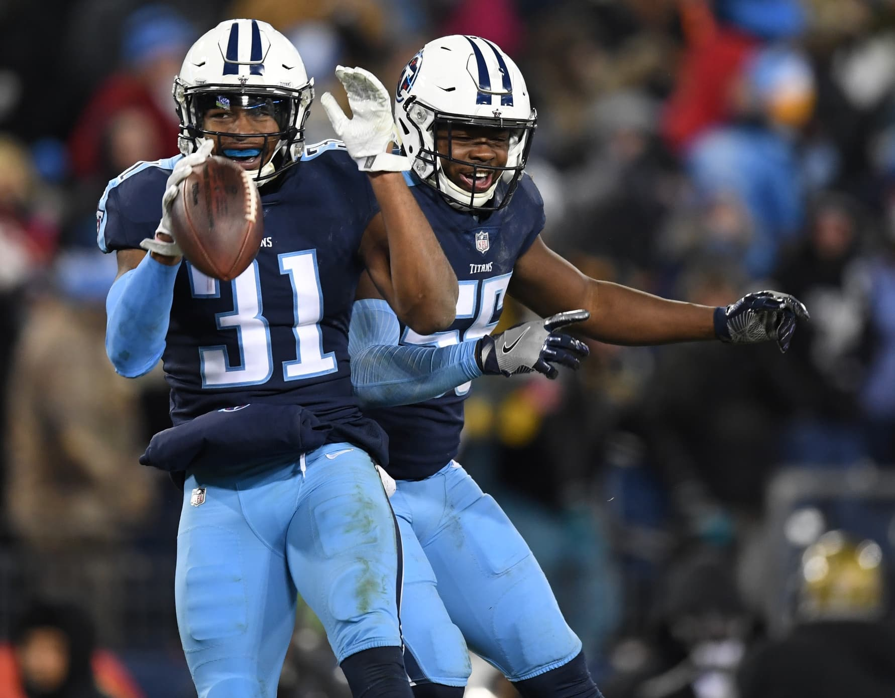 Kevin Byard has morphed into one of the best safeties in the game.
