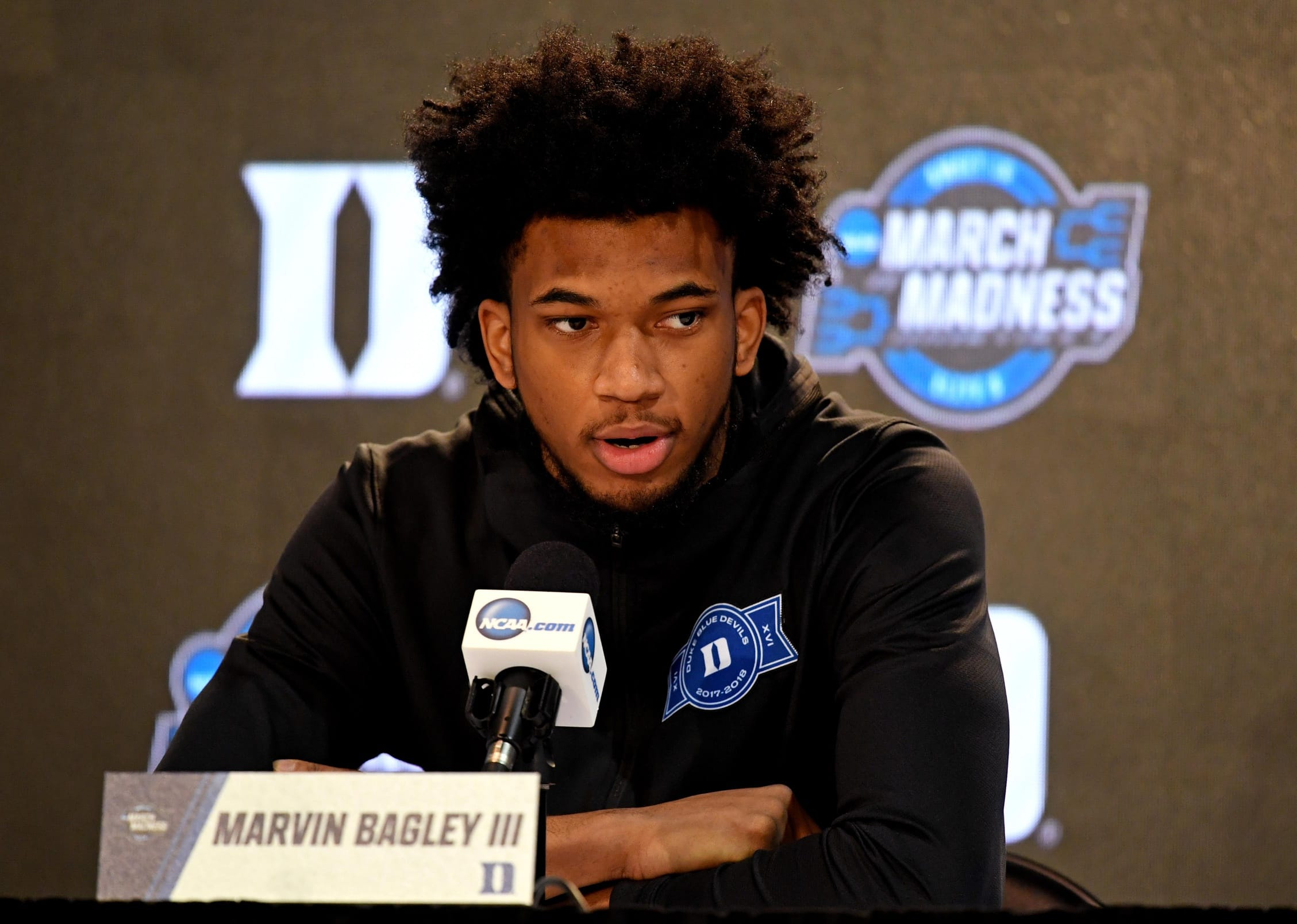 501aef81084f Report  Marvin Bagley III to ink biggest shoe deal by rookie since Kevin  Durant