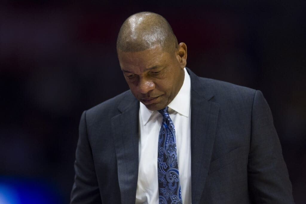 Doc Rivers and the Clippers face an important draft