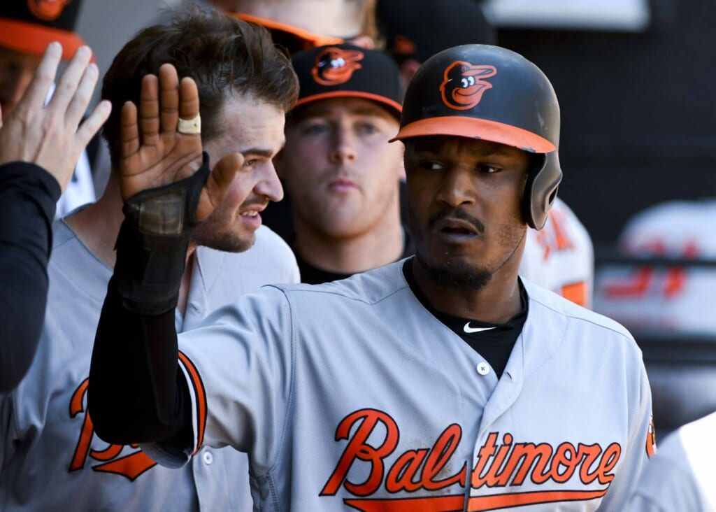 Could the Orioles trade Adam Jones?