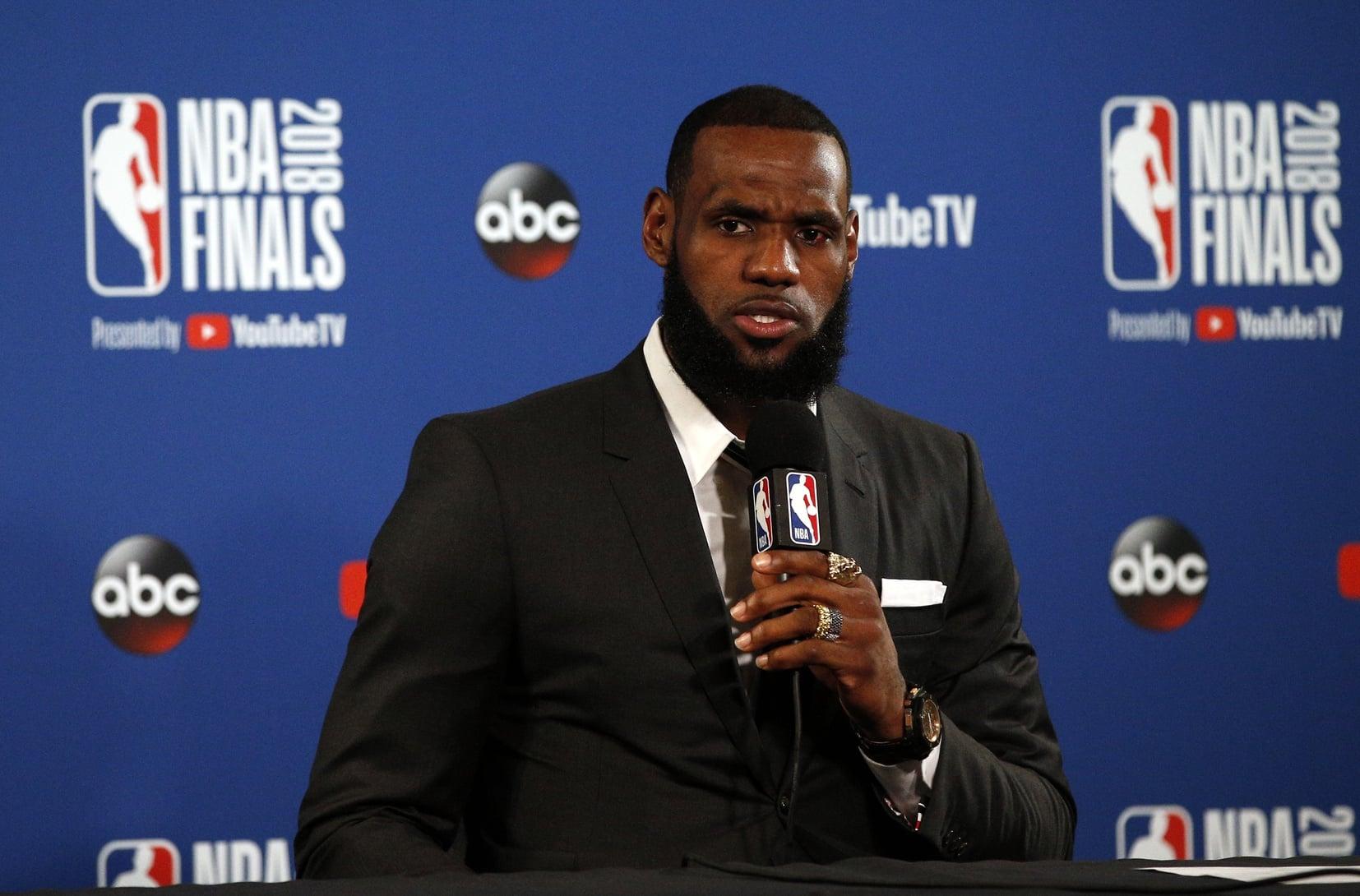 e02a4a72a65c LOOK  NBA Store already selling LeBron James Lakers jerseys