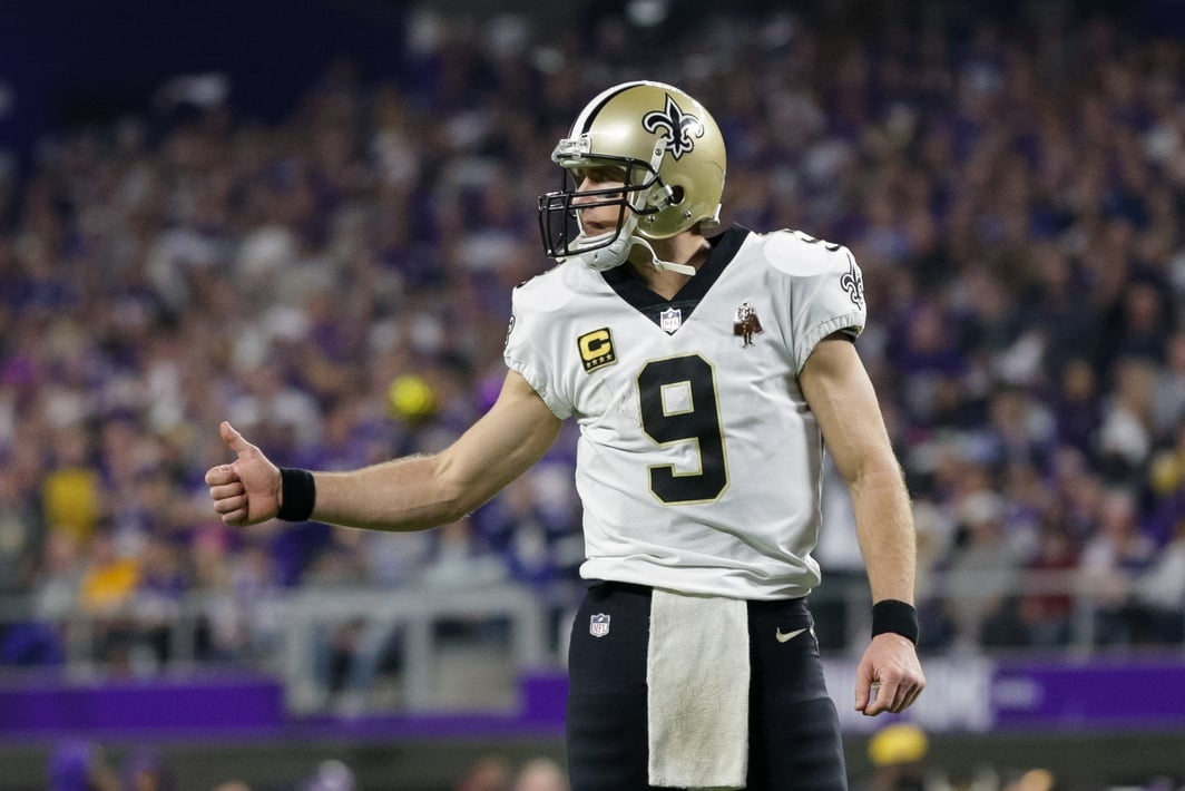 official photos 92854 25a64 Drew Brees should break NFL career passing record in Week 5
