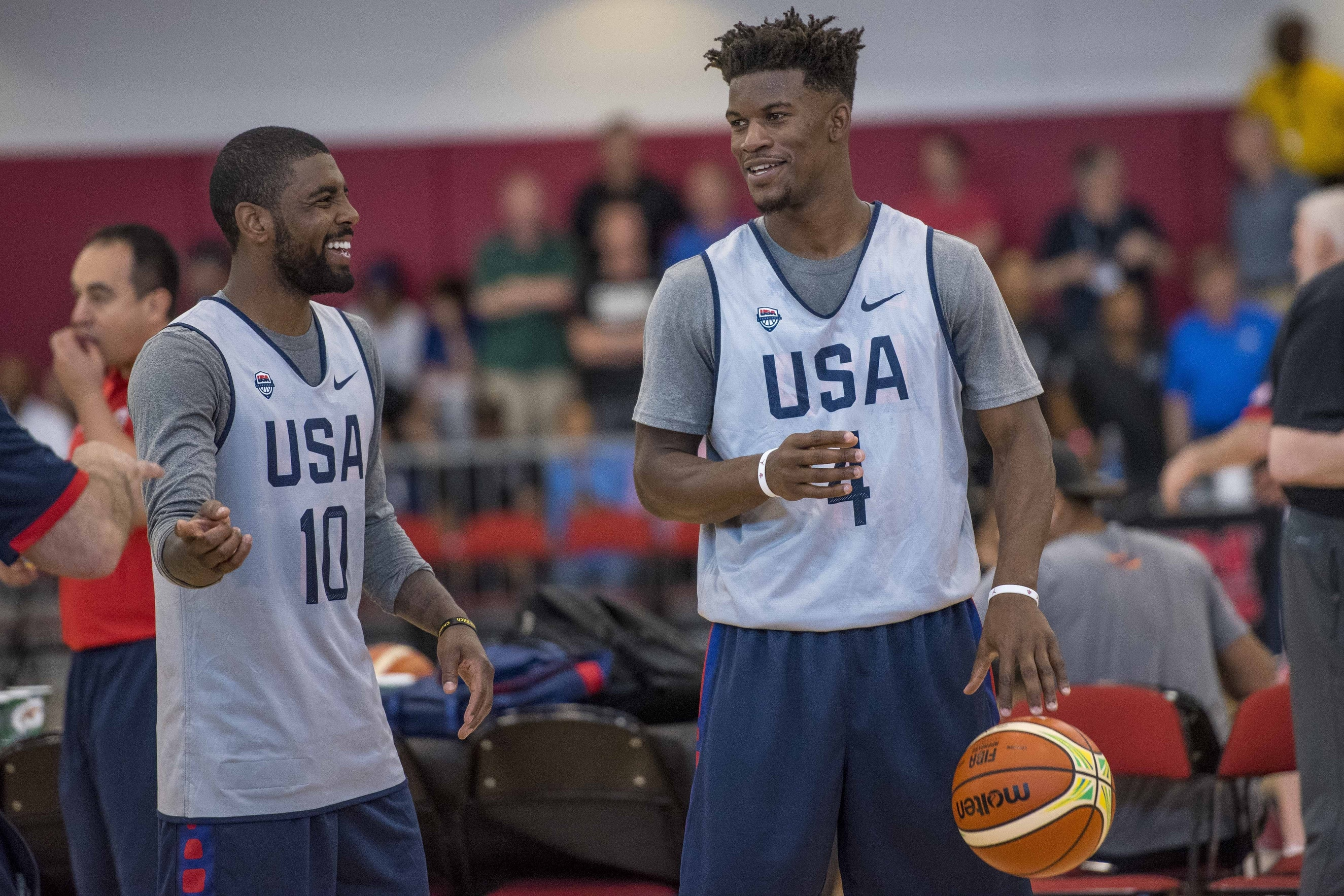 58a12f3e8c26 Report  Kyrie Irving and Jimmy Butler want to team up