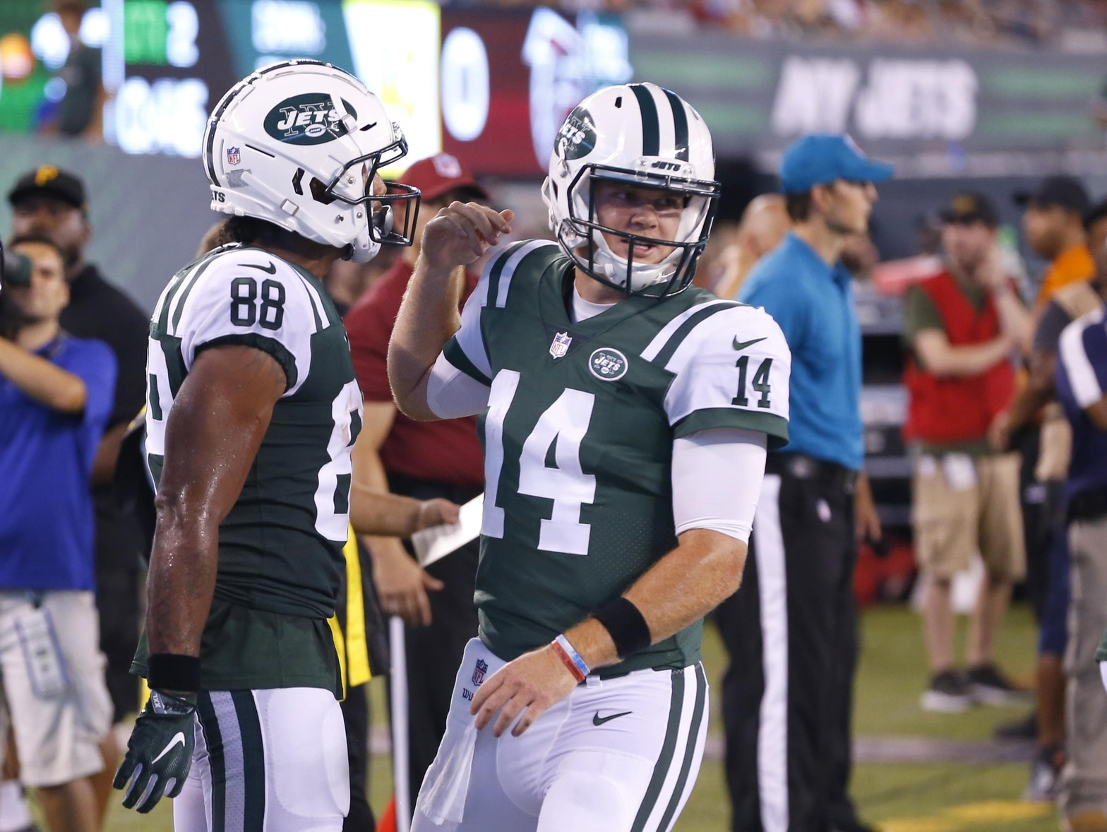 6429114a1b7 Sam Darnold will have a big rookie campaign during the 2018 NFL season