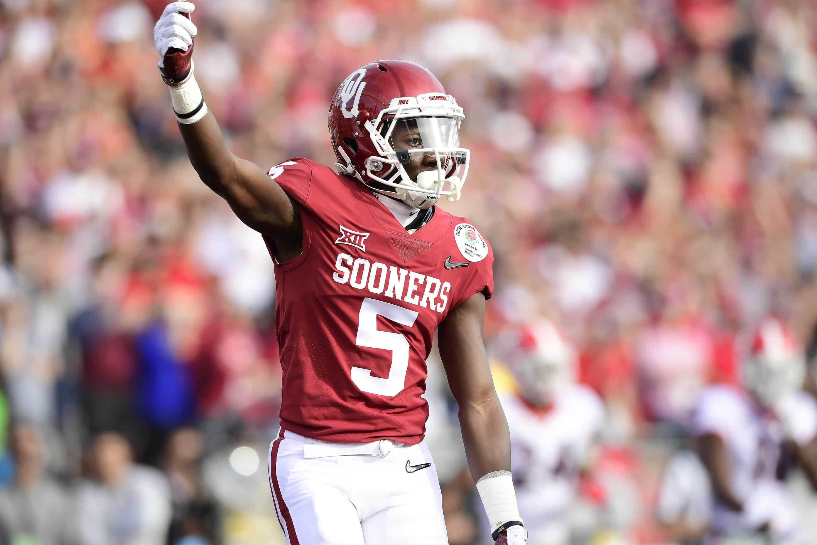 OU s Marquise Brown draft stock takes huge hit with combine measurements 072a69b0d