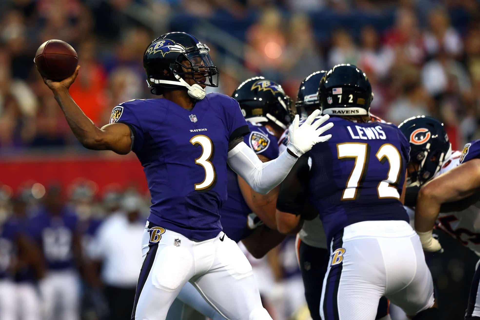 391efe8b Report: Ravens won't trade Robert Griffin III