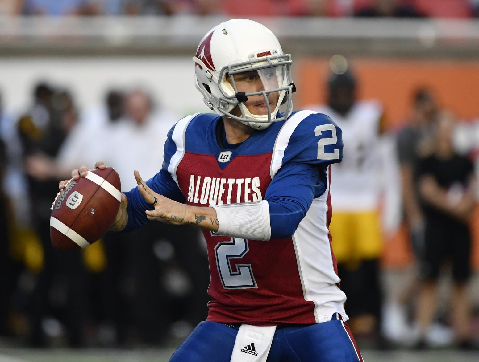 bc2fa5fb63f Johnny Manziel set to get another shot at the NFL?