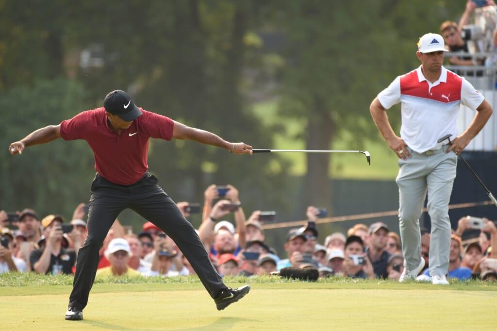 2018 PGA Championship Tiger Woods
