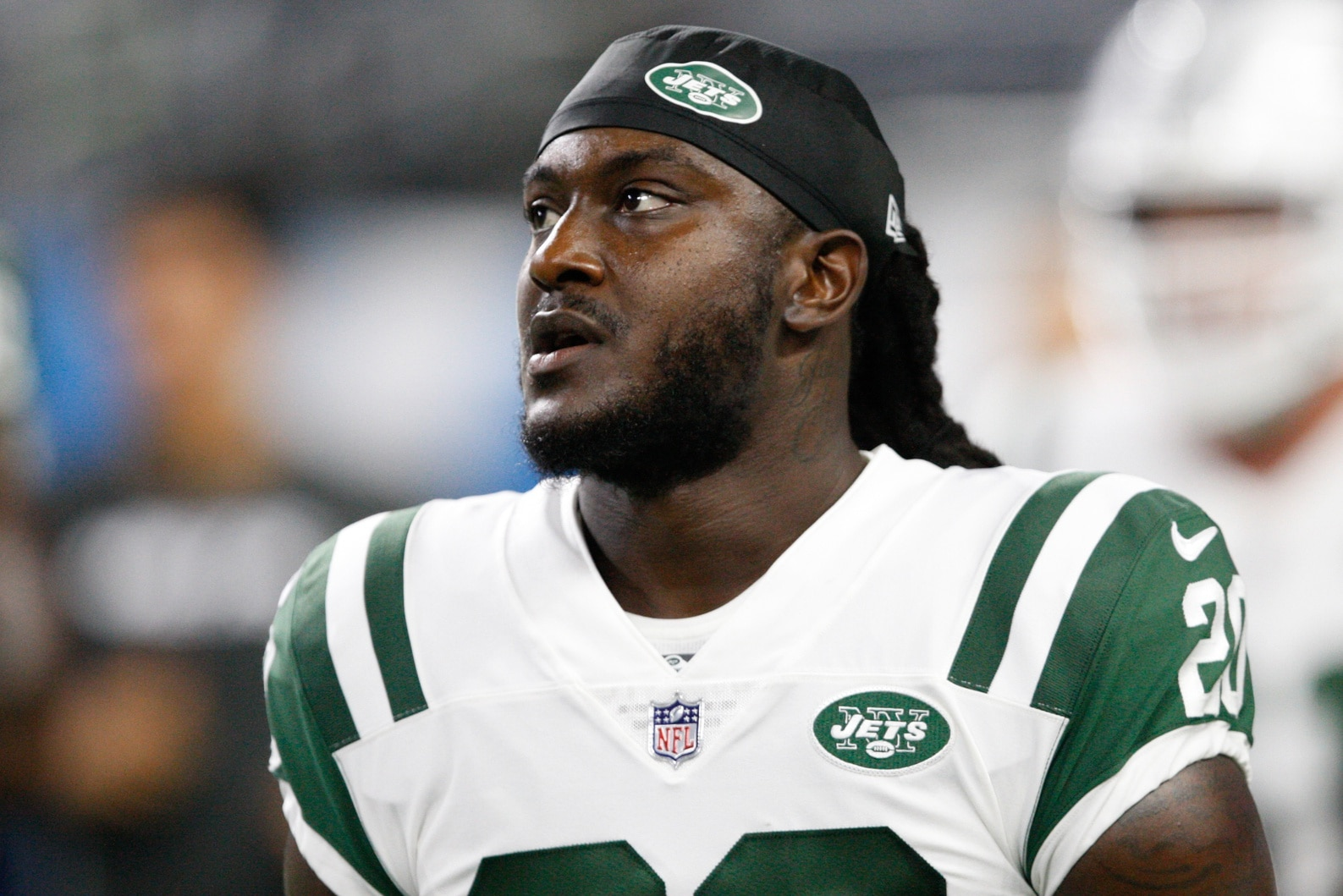 release date: 29e63 b2599 Raiders sign former Jets RB Isaiah Crowell, per report