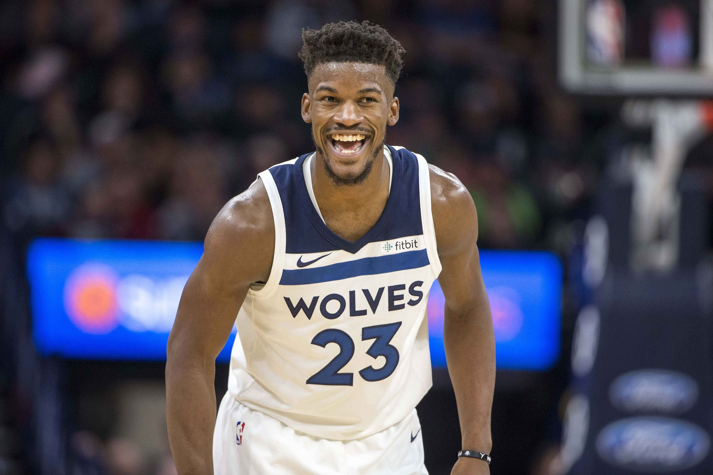 new arrival d6850 af4d3 Twitter reacts to growing Jimmy Butler saga as T-Wolves ...