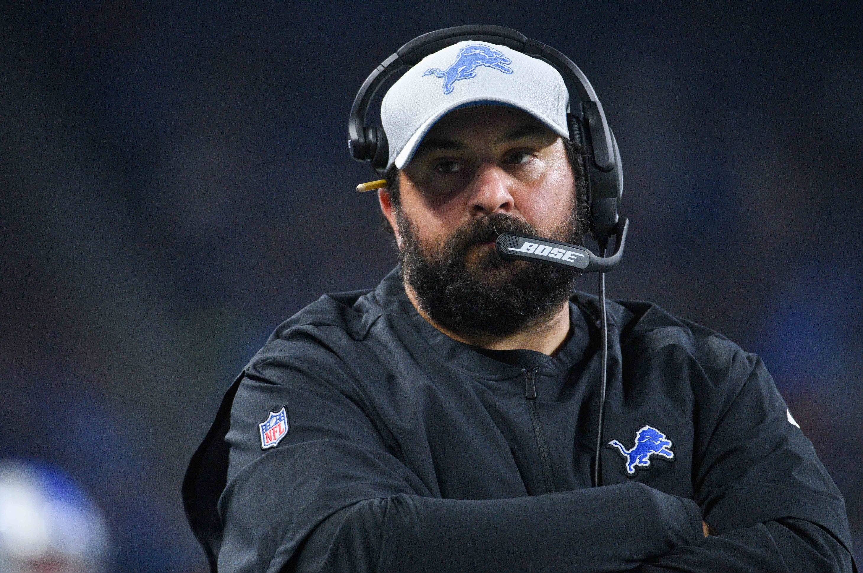 Twitter ruthlessly roasts Matt Patricia during atrocious pro debut