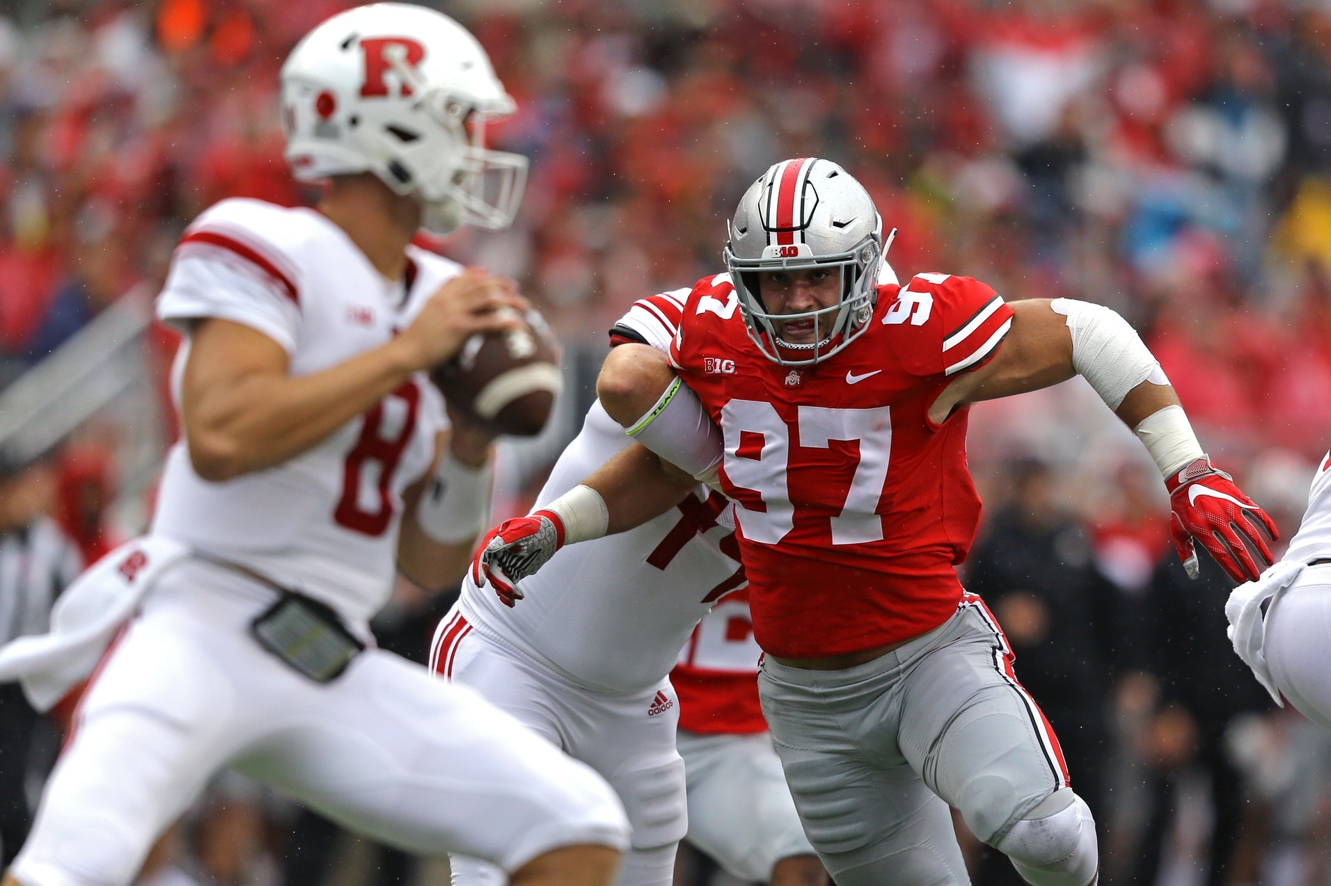 purchase cheap 126b6 b89b4 Joey Bosa: Nick made right decision withdrawing from Ohio State