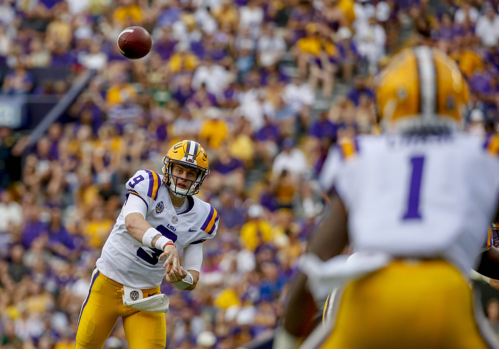 LSU Tigers vs. Texas Longhorns, 9/7/19 Predictions & Odds