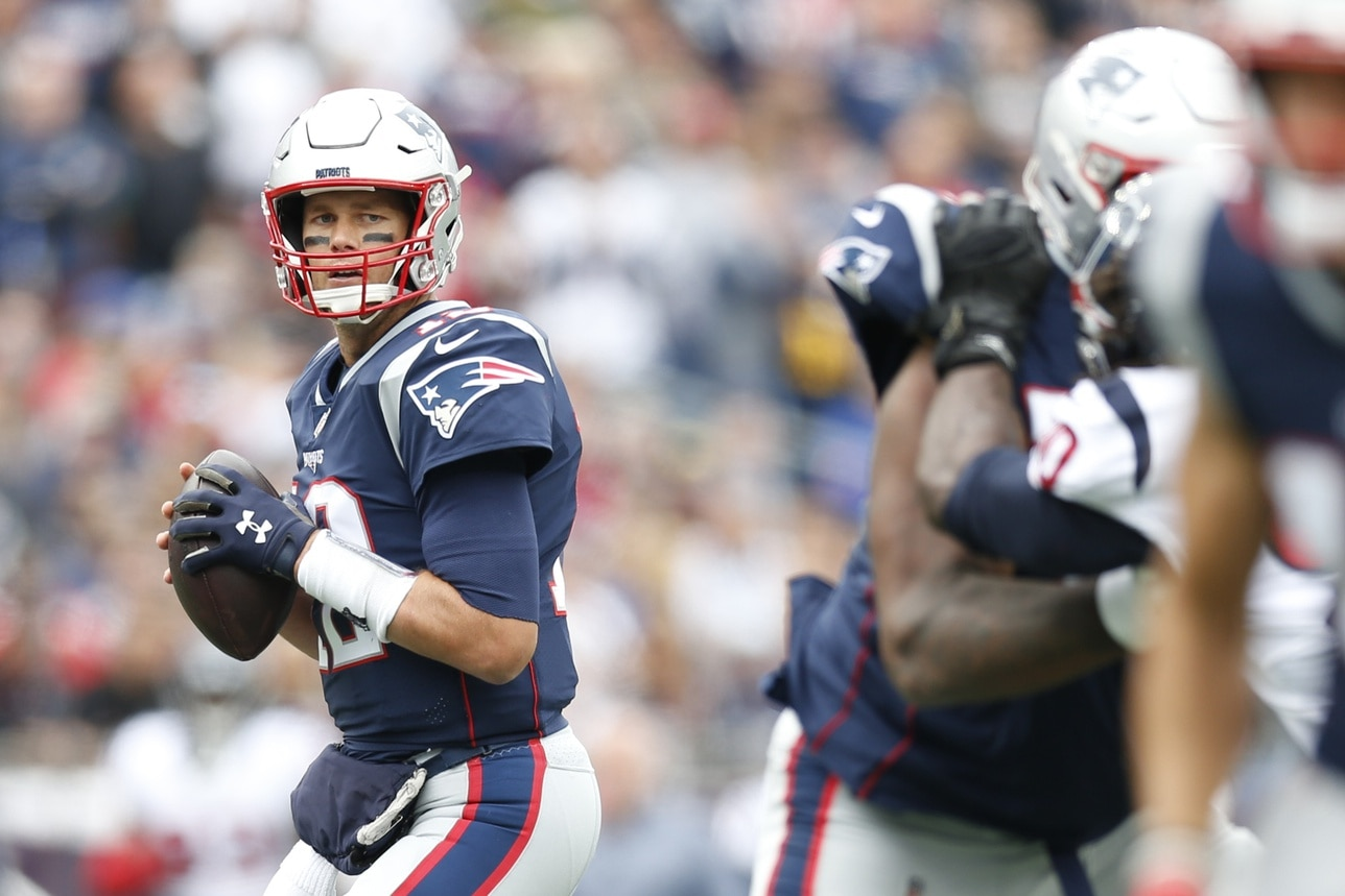 8be7a6171 Best and worst QB performances in NFL Week 1