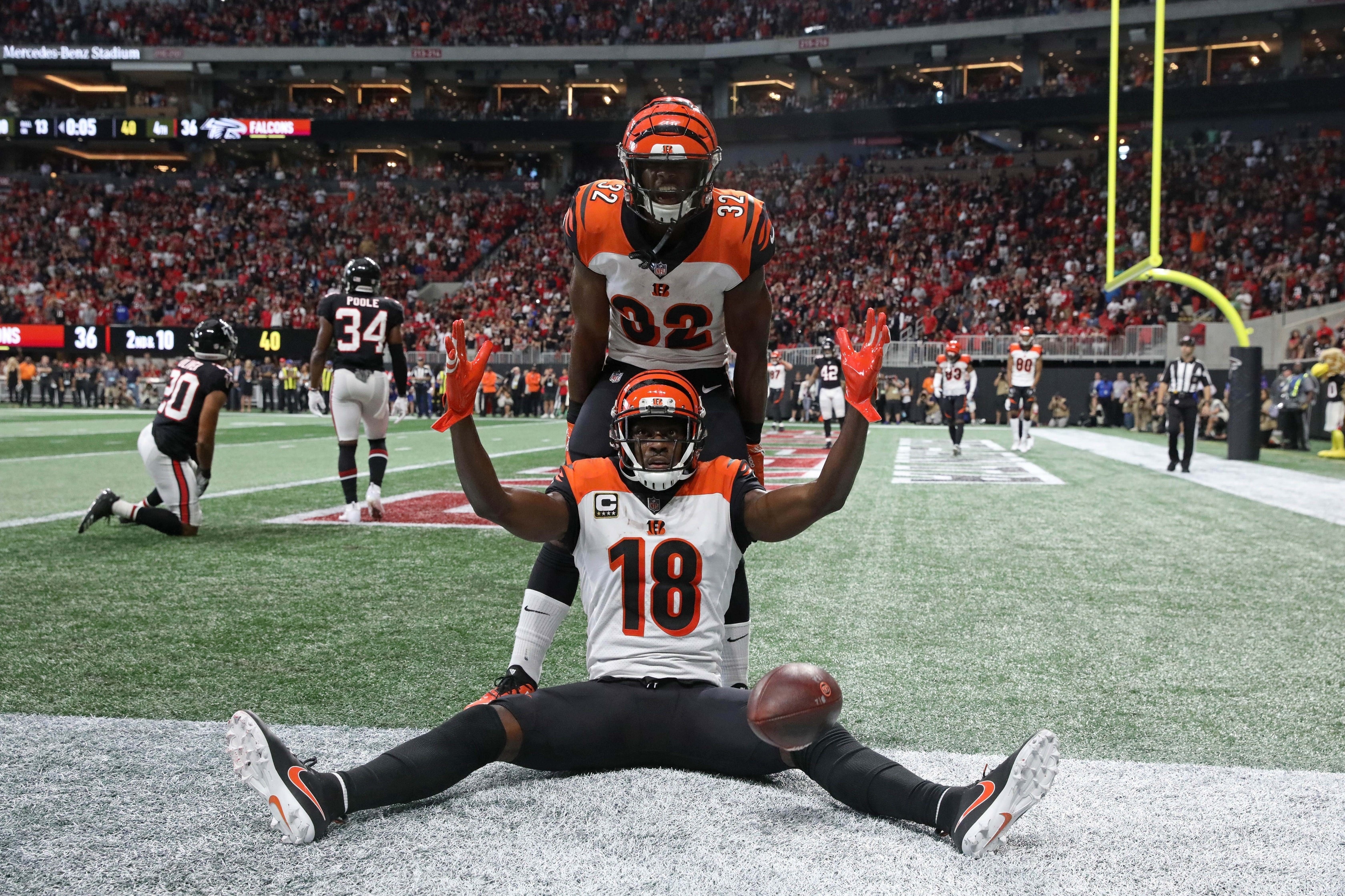 watch f1746 38eaf A.J. Green has no desire to leave the Cincinnati Bengals